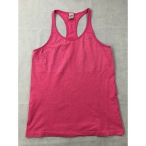 Champion Duo Dry RacerBack Pink Tank Top  Small